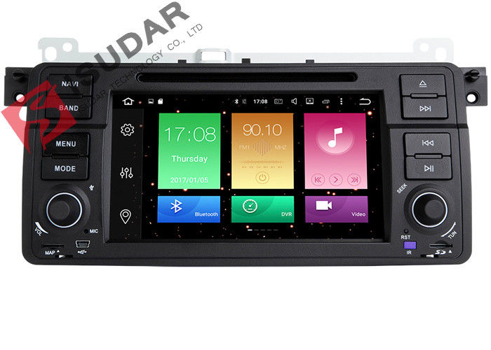 Iphone & Android Mirror Link BMW DVD GPS Navigation For E46/M3/MG/ZT 5Ghz Processor