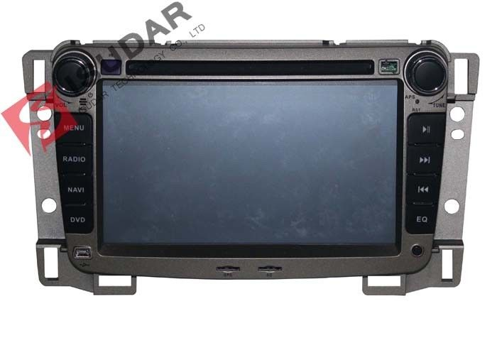 Chevrolet Sail 2009-2013 Car GPS Navigation DVD Player GPS Head Unit 800 * 480HD