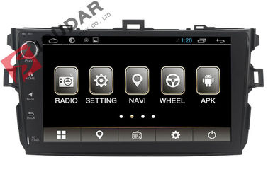 Nowy Allwinner T3 Android Auto Car Stereo Toyota Corolla Head Unit Z 4G WIFI
